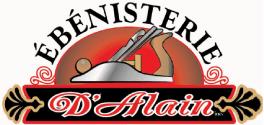 Logo Ébénisterie D'Alain